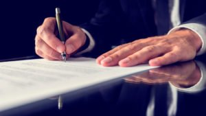 Attorney Signing Papers - idaho falls attorney