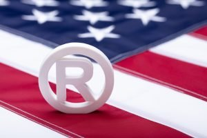 American Flag With Copyright Symbol - idaho falls attorney