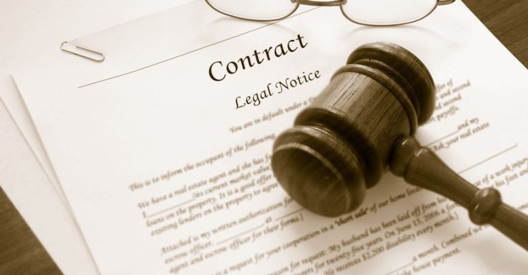 Contract - idaho falls attorney