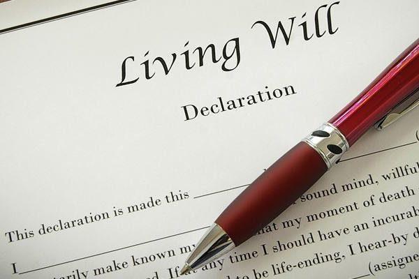 Living Will Declaration - idaho falls attorney