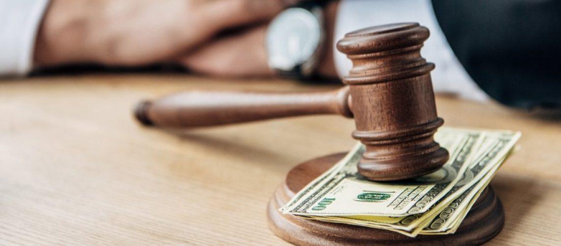 Gavel On Money - US Trademark Attorney