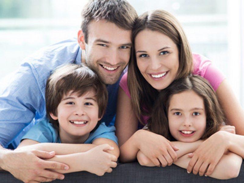Smiling Family - idaho falls attorney