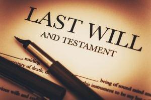 Last Will & Testament - estate law attorneys idaho falls