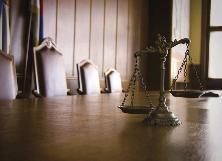 Law Scale On Table - idaho falls attorney