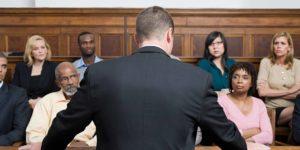 Attorney Speaking to Jury - idaho falls attorney