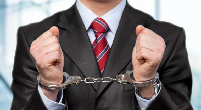 Man in Handcuffs - idaho falls attorney