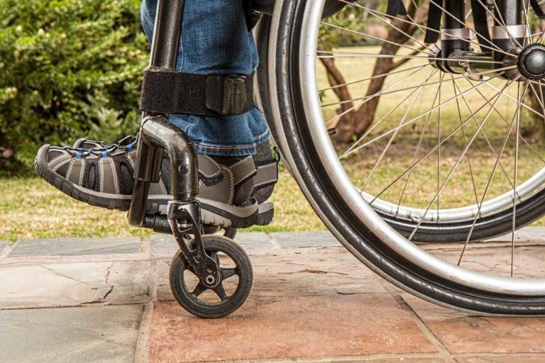 Wheelchair - idaho falls attorney